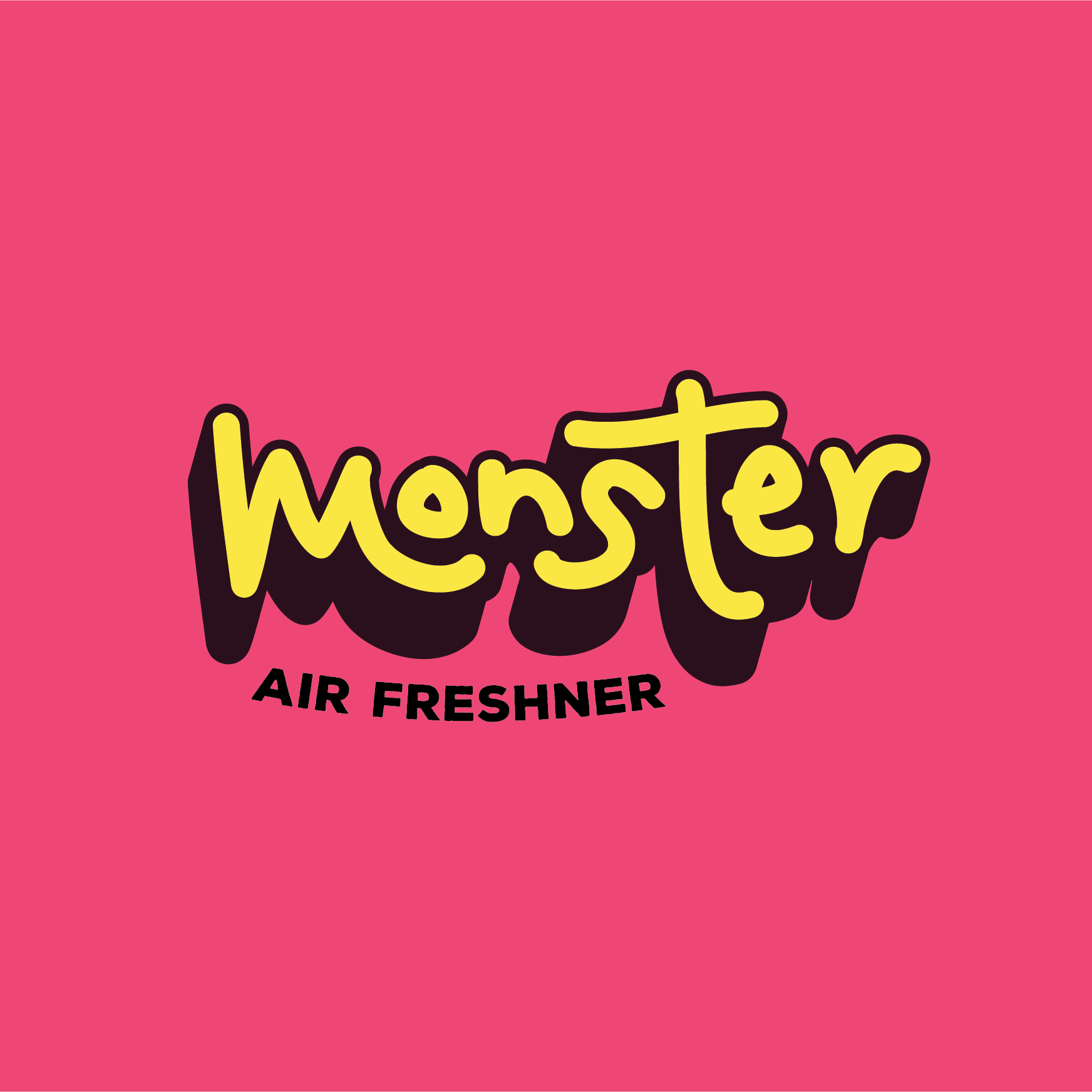 Monster Air Freshner
